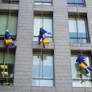 lavado especializado de fachadas